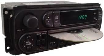 Chrysler 300m Radio 2002 2003 Chrysler 300m Factory Receiver Am Fm Radio Cd