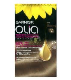 olia colors buy garnier olia color 7 9 bronze gt hair gt hair dyes