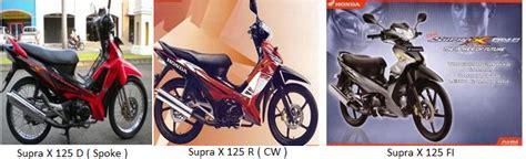 Supra X Hem In 125cc Tahun 2012 why45 motor generasi honda supra x 125