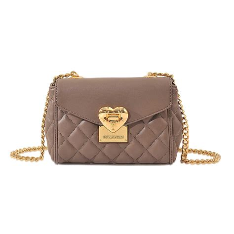 Moschino Bag moschino quilted mini flap bag in multicolor lyst