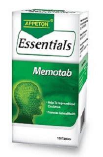 Appeton Essentials appeton essentials memotab reviews