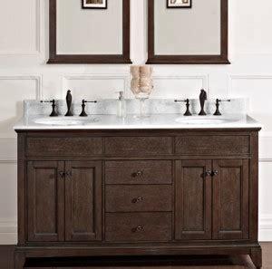 smithfield 60 bowl vanity mink fairmont designs
