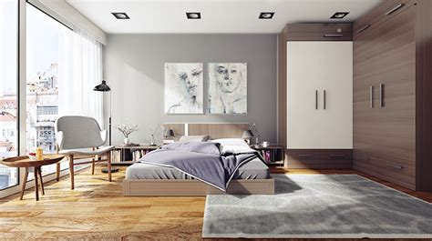 Modern Bedroom Design Ideas For Rooms Of Any Size Contemporary Room Decor