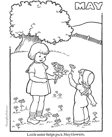first day of spring coloring pages free printable
