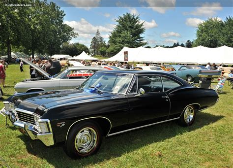chevrolet impala 67 price auction results and sales data for 1967 chevrolet impala