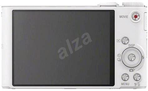 Kamera Sony Cybershot Dsc Wx350 sony cybershot dsc wx350 wei 223 digital kamera alza de