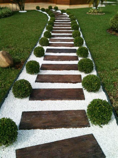 backyard walkway ideas 25 fabulous garden path and walkway ideas wood ladder