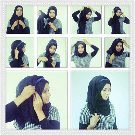 hijab fashion step by step 43 best images about hijab tutorials on pinterest hijab