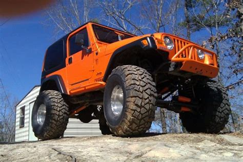 Jacked Up Jeeps For Sale Jacked Up Jeep Wrangler For Sale Autos Post