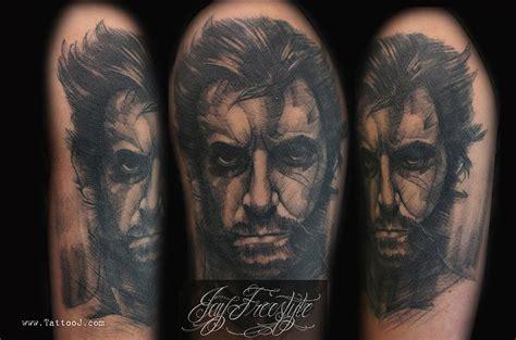 tattoo artist without tattoos artist creates impressive freehand tattoos on the