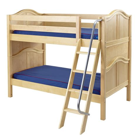 maxtrix bunk bed hot hot bunk bed in natural by maxtrix 700 0