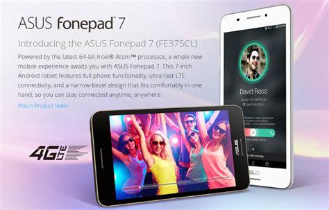 Asus Fonepad 7 Ram 2gb asus fonepad 7 con procesador intel 2gb de ram y lollipop