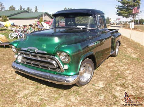 1957 chevy 3100 custom truck for sale 1957 chevy 3100 custom truck