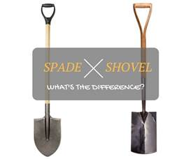 Chop Saw Table Spade Vs Shovel What S The Difference Between Them