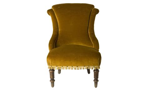 Slipper Armchair Design Ideas What Is A Slipper Chairs Randy Gregory Design