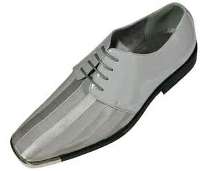mens gray dress shoes bolano mens classic oxford striped satin dress shoe w