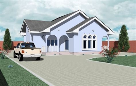 3 bed detached house plans best house plans ghana 3 bedroom house plan ghana house plans 3 bedroom detached ghana