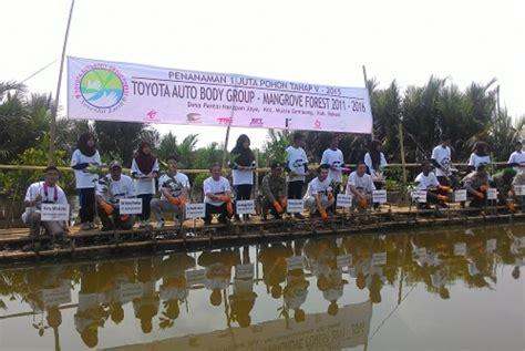 Ac Yang Satu Juta toyota tuntaskan kanye 1 juta mangrove untuk indonesia