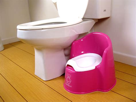 baby potty chair pink potty chair by baby bjorn potty concepts