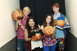 And Ally Ages Carving Pumpkins With Disney Channel Babble