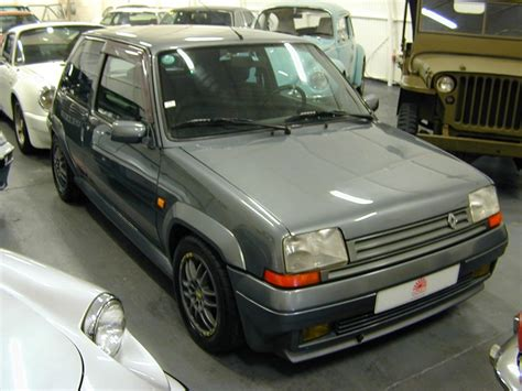 Renault 5 Turbo For Sale Usa by Renault 5 5 Gt Turbo For Sale