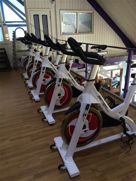 Spinning Bike Kuning Total Fitnes ffittech gold indoor class bikes x 5 total solutions