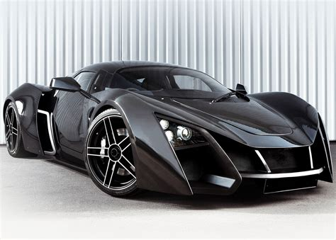 All Black Marussia B2   MadWhips