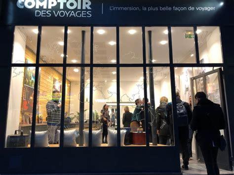 Comptoir Des Voyages Lyon by Comptoir Ouvre Une Nouvelle Agence 224 Lille