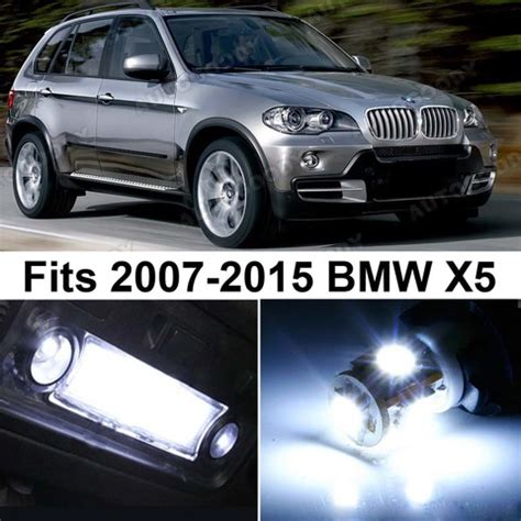 premium led lights interior package upgrade for bmw x5