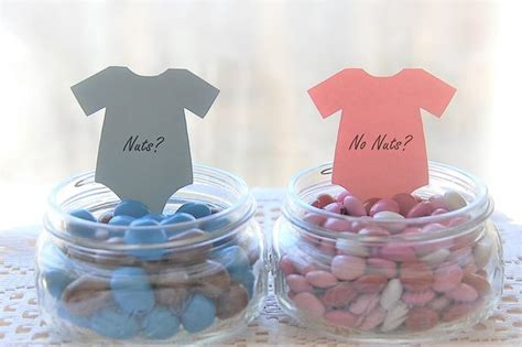 "Baby Onesie 2.5"" ~ Tag Only ~ Nuts or No Nuts ~ Gender"