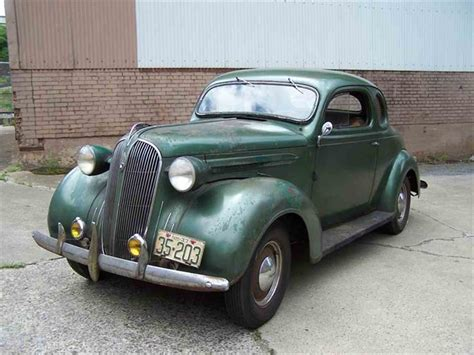 1937 plymouth coupe 1937 plymouth coupe for sale classiccars cc 831147