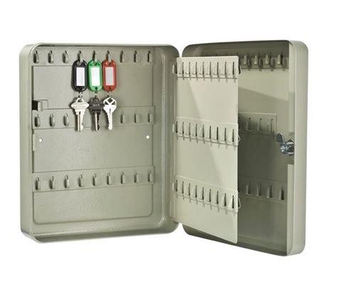 key cabinet lock box 105 key storage safe lock box cabinet wall mount holder