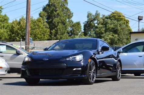 subaru coupe black find used 2013 subaru brz premium 2dr coupe 6m black clean