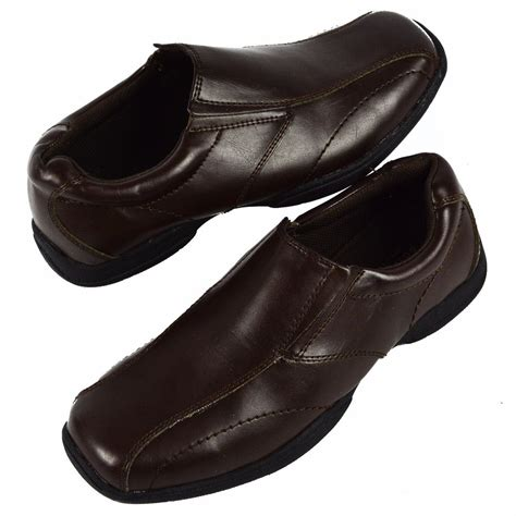 sonoma brown boy 4 womens 5 5 5 1 2 slip on loafers clogs