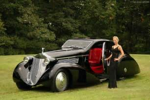 Roll Up In A Royce 1925 Rolls Royce Phantom I Aerodynamic Coupe By Jonckheere