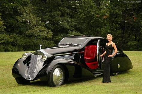 classic rolls royce phantom 1925 rolls royce phantom i aerodynamic coupe by jonckheere