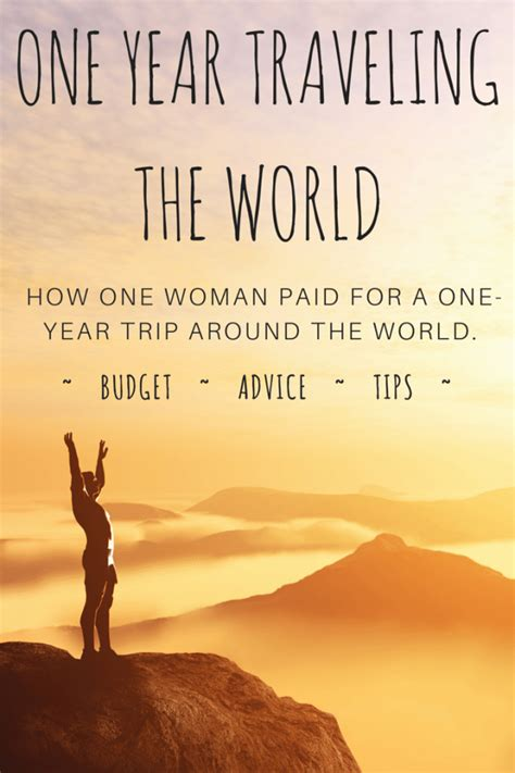 travel  world essential advice   years
