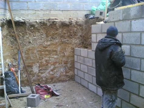 how to make a underground room underground garden basement specialists in and kent