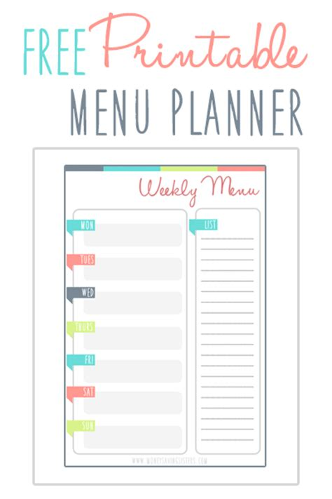 how to use a menu plan to save money amp your sanity in