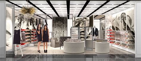 design concept retail jcpenney store in a store concept miloby ideasystem