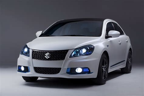 Suzuki Kizashi Mods Suzuki Kizashi History Of Model Photo Gallery And List