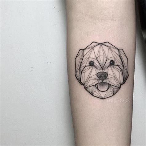 geometric animal tattoo best 25 geometric animal ideas on