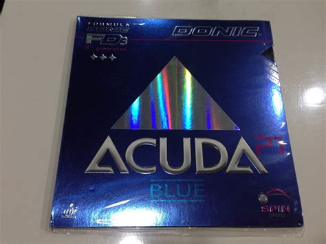 Donic Acuda Blue P1 donic acuda blue p1 green paddle