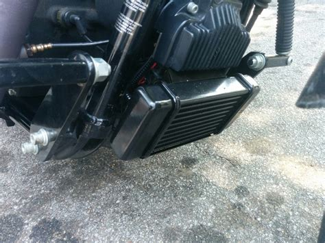 jagg oil cooler with fan jagg low mount fan assisted oil cooler installation page