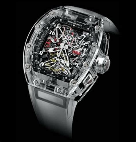 Jam Tangan Richard Mille Rm 56 01 Saphire List White Swiss Eta 2 top 5 most expensive watches in the world