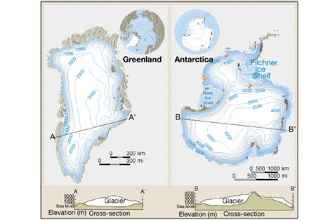 diagram of a glacier continental glacier diagram www imgkid the image
