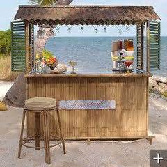 margaritaville tiki bar frontgate ideas for the house