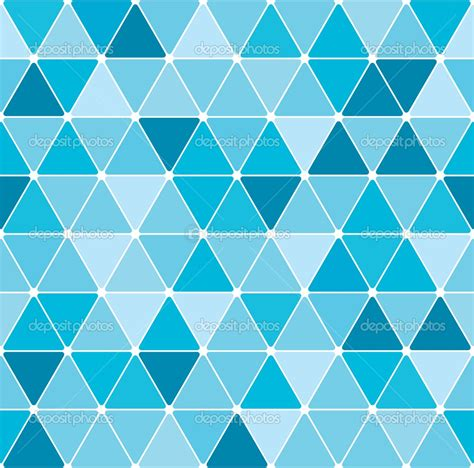 blue triangle pattern vector background design practice research collect communicte product
