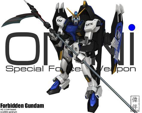 Bandai Msia Forbidden Gundam forbidden gundam by sandrum on deviantart