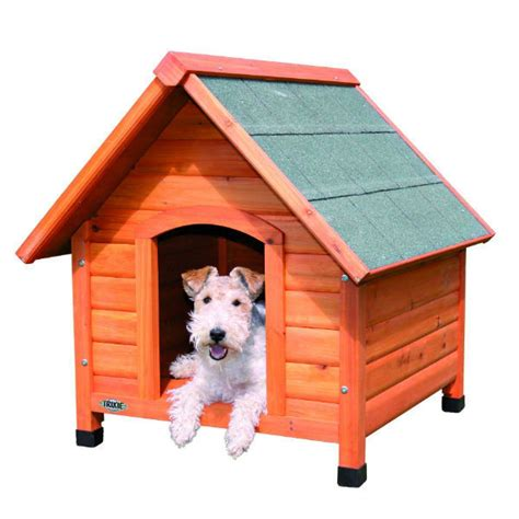 roof dog natura saddle roof dog kennel